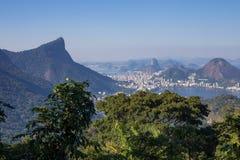Rio de Janeiro, Brazil. Scenic view from Rio de Janeiro, Brazil Royalty Free Stock Photos