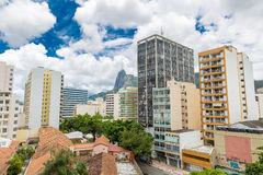 Rio de Janeiro in Brazil, South America Royalty Free Stock Images