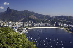 Rio de Janeiro - Brazilië royalty-vrije stock foto's