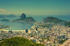 Rio De Janeiro Brazylia Obrazy Royalty Free