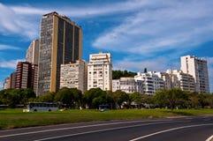 Rio de Janeiro Buildings Stock Images