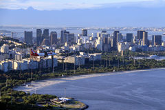 Rio de Janeiro céntrico imagen de archivo
