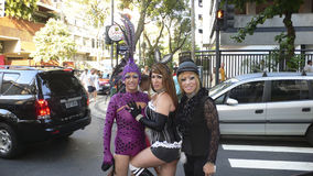 Rio de janeiro Carnival imagens de stock royalty free
