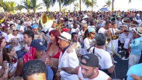 Rio de Janeiro Carnival Stock Photo
