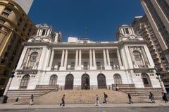 Rio de janeiro City Hall Fotos de Stock Royalty Free