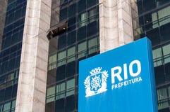 Rio de Janeiro City Hall Stock Photography