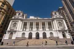 Rio de Janeiro City Hall Royalty Free Stock Photos
