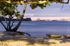 Rio de Janeiro City sikt och Guanabara fjärd royaltyfria bilder