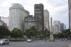 Rio de Janeiro city views in Brazil. Royalty Free Stock Image
