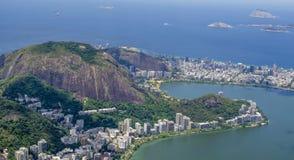 Rio de Janeiro cityview Stock Photos