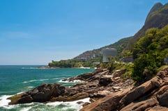 Rio de Janeiro Coast Stock Images