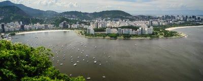 Rio de Janeiro coastline Stock Photos
