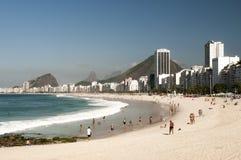 Rio de Janeiro - Copacabana Fotografie Stock