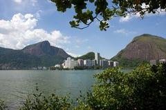 Rio de Janeiro, Corcovado Foto de Stock