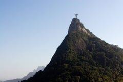 Rio de Janeiro, Corcovado Royalty-vrije Stock Foto's