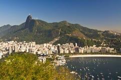 Rio de Janeiro de acima Fotos de Stock