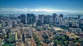 Rio de Janeiro - Dowtown Royalty-vrije Stock Afbeeldingen