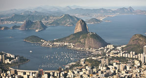 Rio de Janeiro, el Brasil foto de archivo libre de regalías