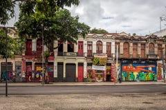 Rio de Janeiro, el Brasil Imagen de archivo libre de regalías