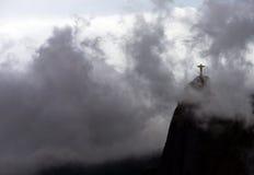 Christ in Rio de Janeiro Royalty Free Stock Photo