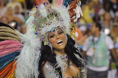 Carnaval - Escolas de Samba royalty free stock photos
