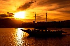Rio de Janeiro Harbor Foto de archivo libre de regalías
