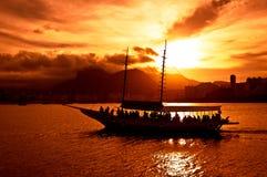 Rio de Janeiro Harbor Fotos de archivo libres de regalías