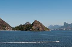 Rio de Janeiro Hills Stock Image