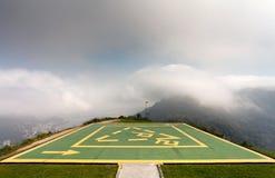 Rio de Janeiro - landing place Royalty Free Stock Photography