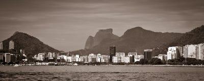 Rio de Janeiro landscape Stock Images