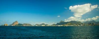 Rio de Janeiro landscape Stock Photography
