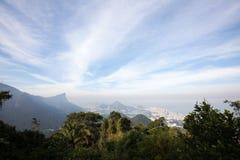 Rio de Janeiro Landscape Royalty Free Stock Photo