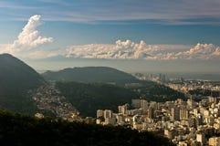 Rio de Janeiro Landscape and Cityscape Stock Images