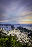 Rio de Janeiro in late afternoon Stock Photo
