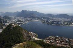 Rio de Janeiro. Le Brésil Image stock