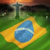Rio de Janeiro - le Brésil - l'Amérique du Sud photo stock
