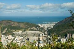 Rio de Janeiro cityscape Stock Images
