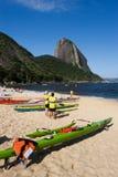 Rio de Janeiro, naco do açúcar Foto de Stock Royalty Free