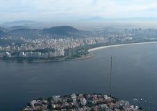 Rio de Janeiro panorama Royalty Free Stock Photo