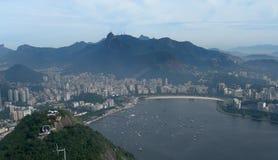 Rio de Janeiro panorama Stock Photography