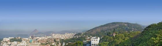Rio de Janeiro Panoramic Stock Photography