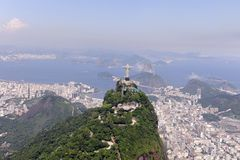 Rio de Janeiro: Redentor de Cristo Fotos de archivo