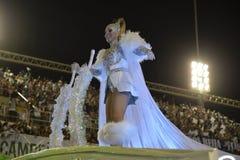 Carnival 2018 – Viradouro Royalty Free Stock Image