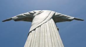 Rio De Janeiro's Christ the Redeemer Stock Image