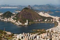 Rio de Janeiro Scenic Landscape Royalty Free Stock Image