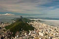 Rio de Janeiro South Zone Landscape Royalty Free Stock Photo