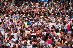 Rio de janeiro Street Carnival imagens de stock royalty free