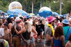 Rio de Janeiro Street Carnival Photographie stock