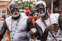 Rio de Janeiro Street Carnival Royalty Free Stock Images
