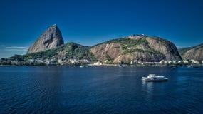 Rio de Janeiro - Sugarloaf Stock Foto